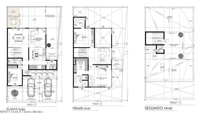 Casa Queretaro>El Marques>Zibata - Venta:4.895.000 Pesos - codigo: 22-974