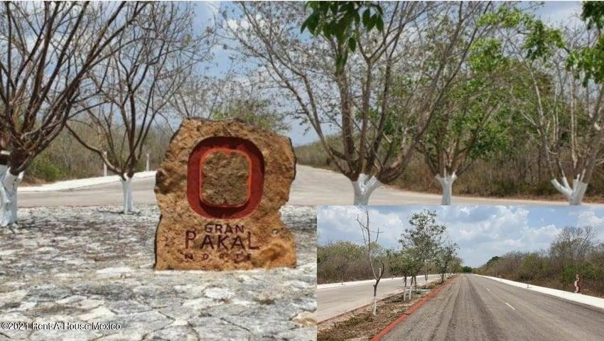 Terreno Yucatan>Merida>Komchen - Venta:2.134.489 Pesos - codigo: 22-977