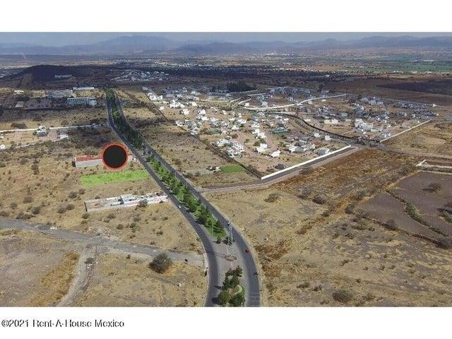 Terreno Queretaro>El Marques>Ciudad Maderas - Venta:4.992.000 Pesos - codigo: 22-985