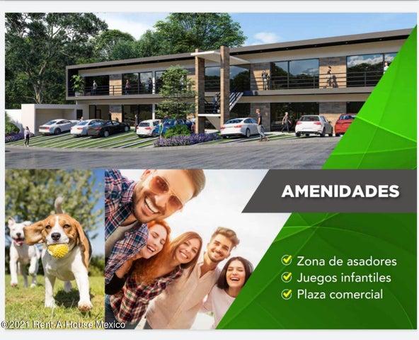 Departamento Queretaro>El Marques>Zibata - Venta:1.270.000 Pesos - codigo: 22-991