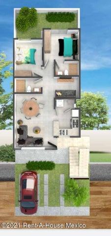Departamento Queretaro>El Marques>Urban Corridor - Venta:1.180.000 Pesos - codigo: 22-994