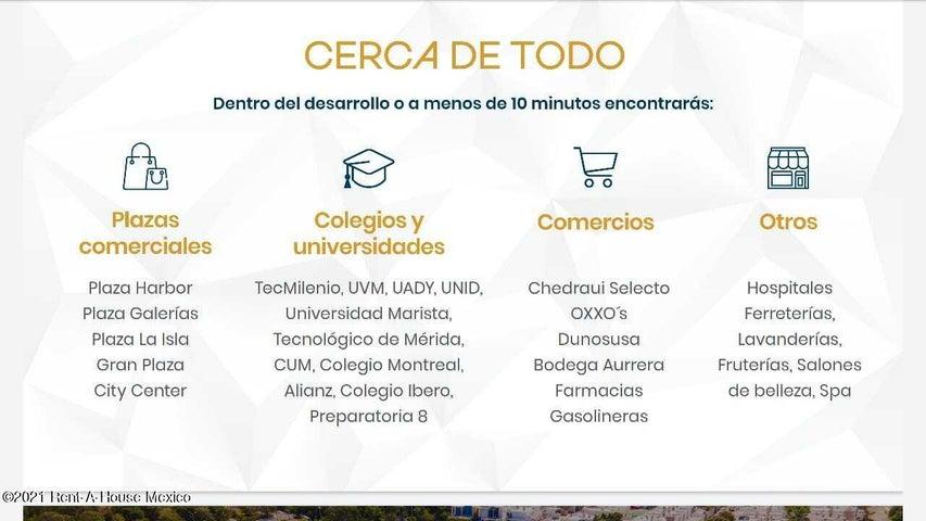 Terreno Yucatan>Merida>Real Montejo - Venta:709.911 Pesos - codigo: 22-1000