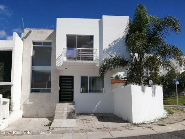 Casa Queretaro>Queretaro>El Refugio - Venta:2.990.000 Pesos - codigo: 22-1002