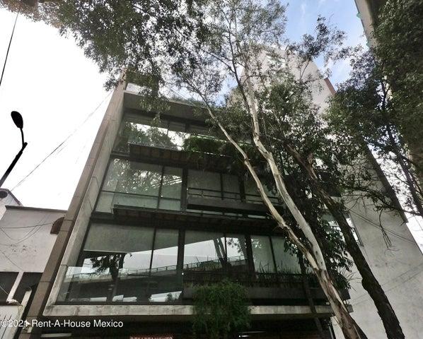 Departamento Distrito Federal>Benito Juárez>Mixcoac - Renta:11.000 Pesos - codigo: 22-1006