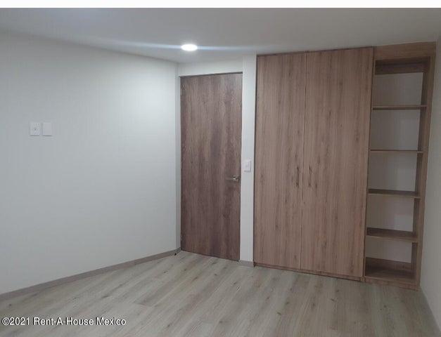 Departamento Distrito Federal>Benito Juárez>Letran Valle - Renta:16.000 Pesos - codigo: 22-1013