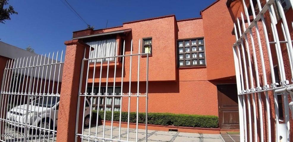 Casa Estado de Mexico>Naucalpan de Juarez>Lomas de Tecamachalco - Venta:14.900.000 Pesos - codigo: 22-1014