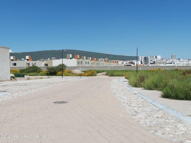 Terreno Queretaro>Queretaro>La Vista - Venta:2.207.335 Pesos - codigo: 22-1016