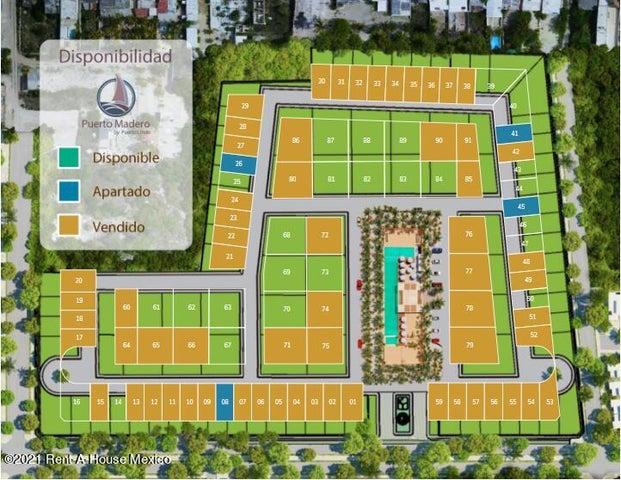 Terreno Yucatan>Progreso>Yucalpeten - Venta:660.000 Pesos - codigo: 22-1036