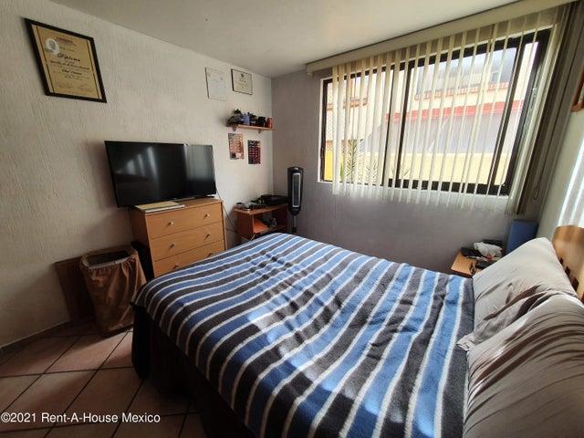 Casa Distrito Federal>Alvaro Obregón>Hueytlale - Venta:6.390.000 Pesos - codigo: 22-878