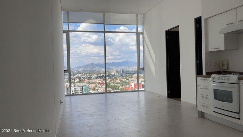 Departamento Distrito Federal>Miguel Hidalgo>Granada - Renta:17.000 Pesos - codigo: 22-972