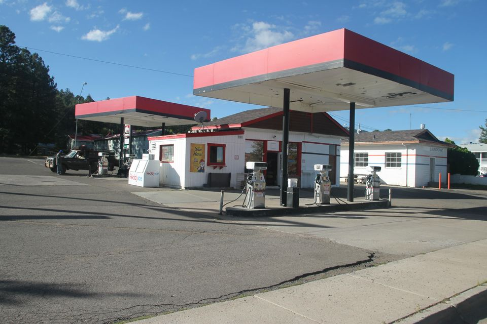 Williams Gas Station Available for purchase on Route 66