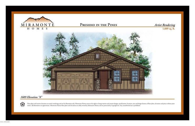 2518 W Pollo Circle, Lot266, Flagstaff, AZ 86001