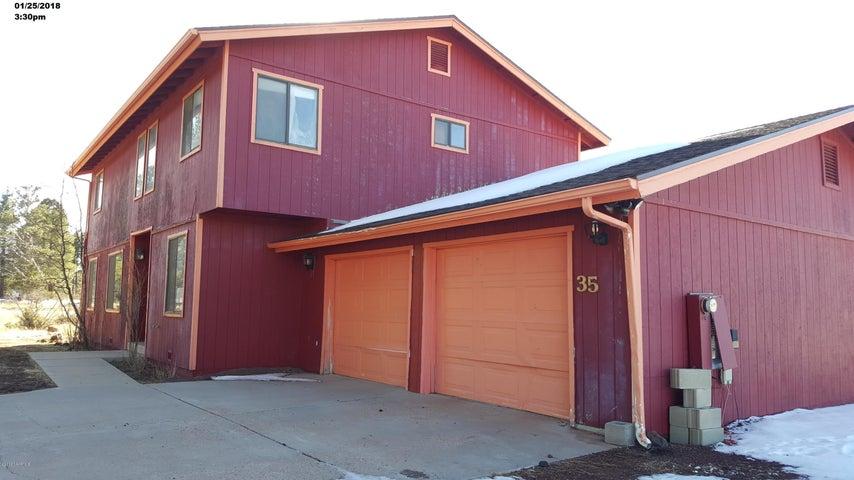 35 N Lakeview Drive, Williams, AZ 86046