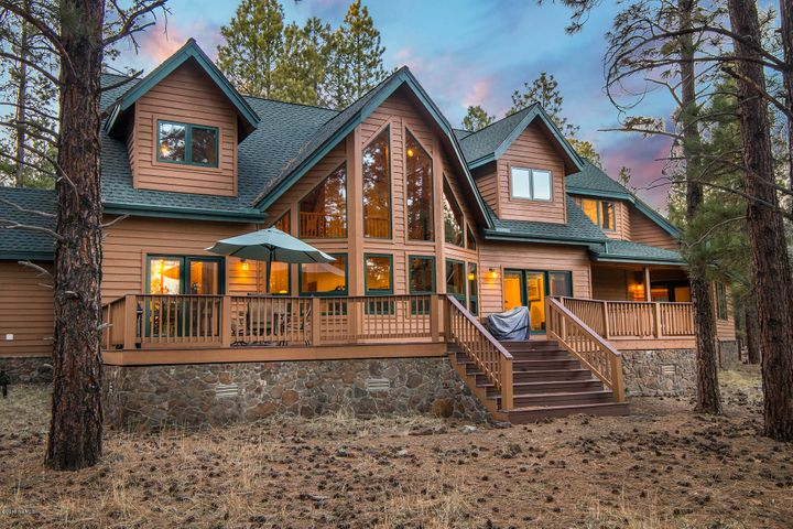 4100 N Wildcat Trail, Flagstaff, AZ 86001