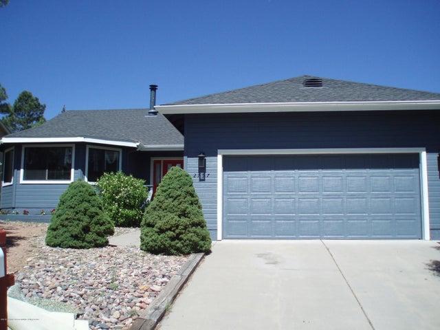 2757 N Elk Run Street, Flagstaff, AZ 86004