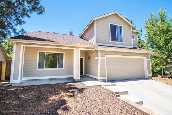 1024 W Lil Ben Trail, Flagstaff, AZ 86005