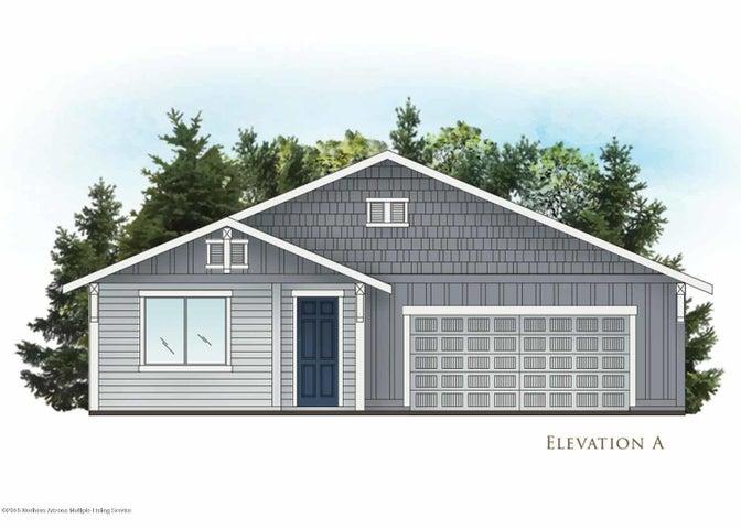 Plan 1720 Crestview, Flagstaff, AZ 86001