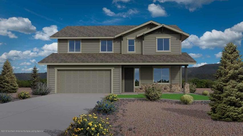 Plan 2646 Flagstaff Meadows, Bellemont, AZ 86015