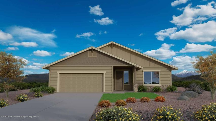 Plan 1770 Flagstaff Meadows, Bellemont, AZ 86015