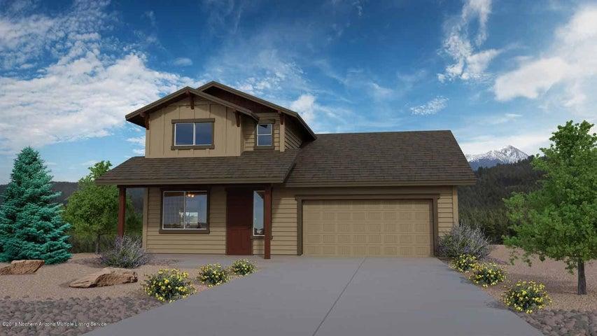 Plan 2090 Flagstaff Meadows, Bellemont, AZ 86015