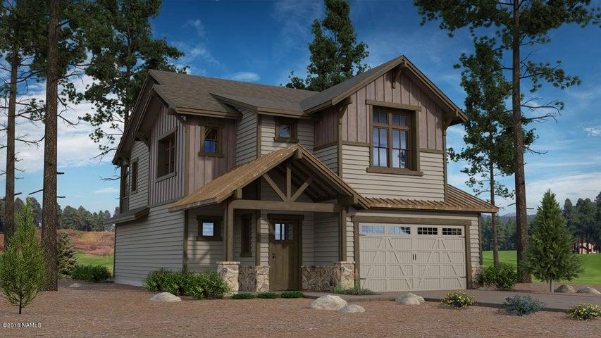 Plan 1 Aspen Ridge, Flagstaff, AZ 86001