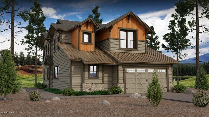 Plan 2 Aspen Ridge, Flagstaff, AZ 86001