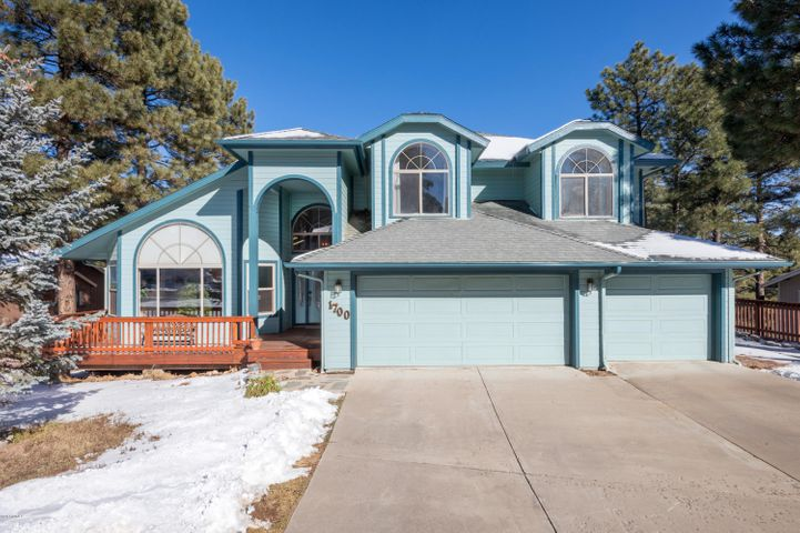 1700 N Falcon Road, Flagstaff, AZ 86004