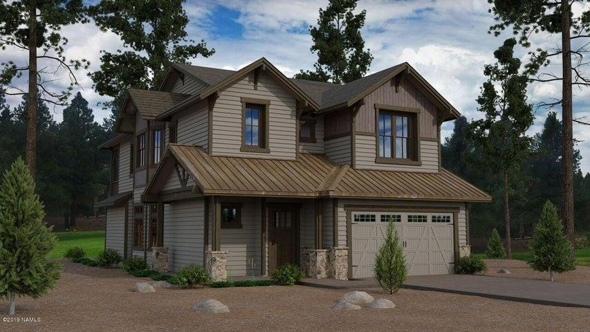Plan 3 Aspen Ridge, Flagstaff, AZ 86005