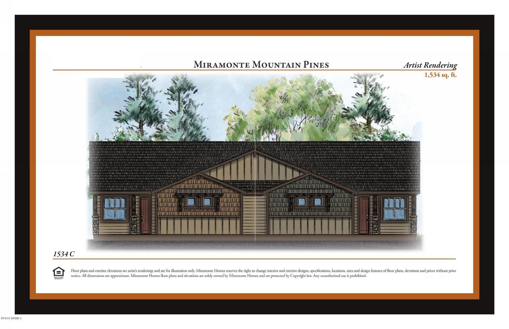 2498 W Mission Timber Circle, 62, Flagstaff, AZ 86001