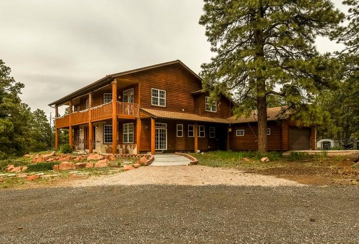 7035 Whispering Pines Road, Flagstaff, AZ 86004