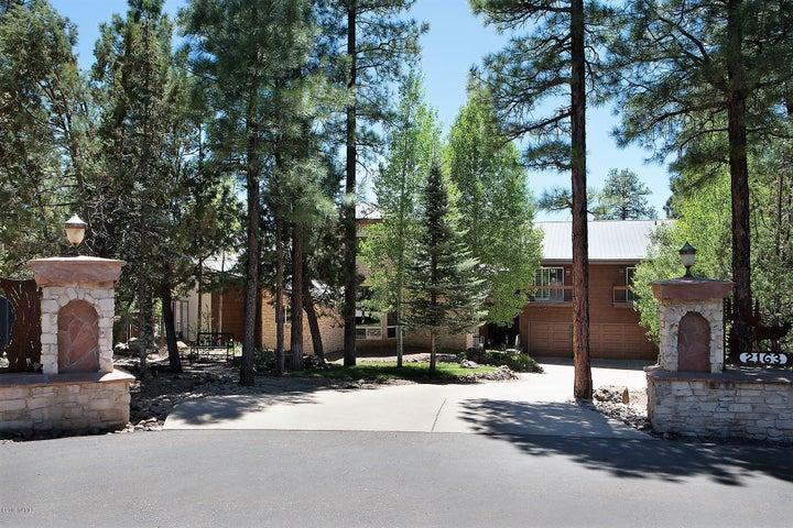 2163 Creekside Court, Pine Top, AZ 85935