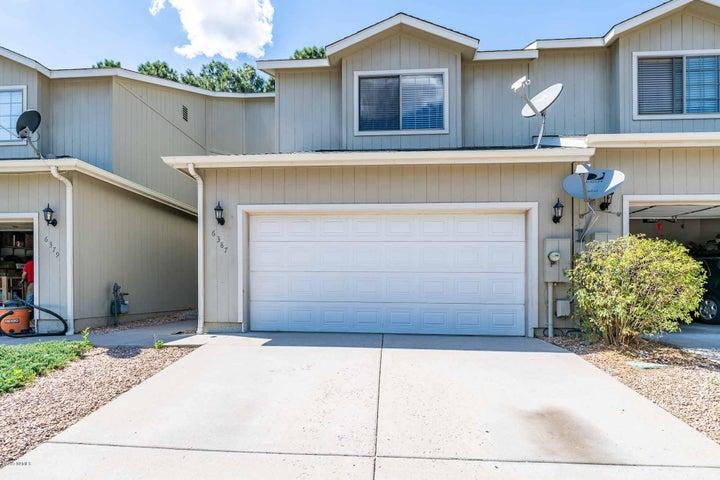 6387 N Conrad Lane, Flagstaff, AZ 86004