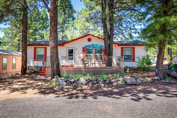 2461 Tishepi Trail, Flagstaff, AZ 86005