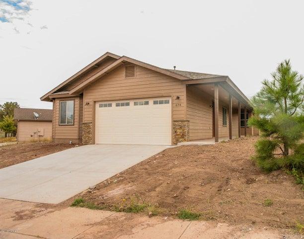 657 Brookline Loop, Williams, AZ 86046