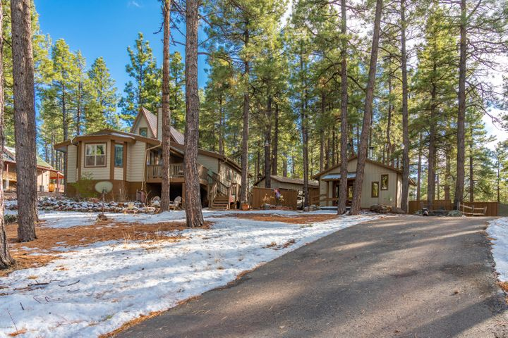 7554 E Long Bow Drive, Williams, AZ 86046