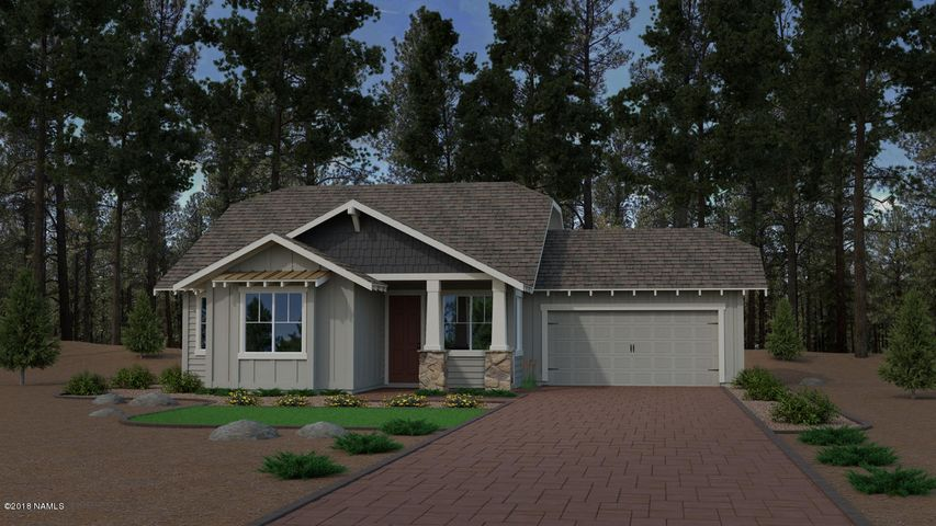 1443 S Mills Lane, Lot 69, Flagstaff, AZ 86001