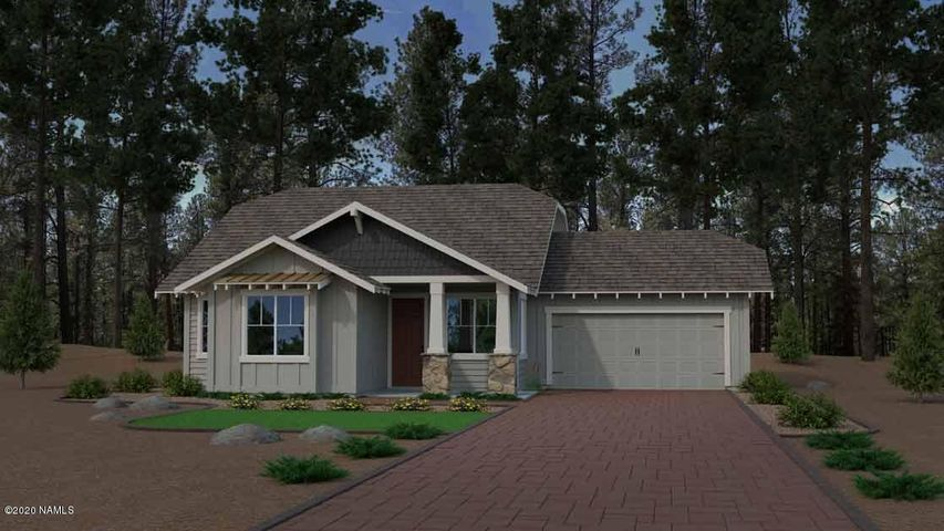 1443 S Millis Lane, Lot 69, Flagstaff, AZ 86001