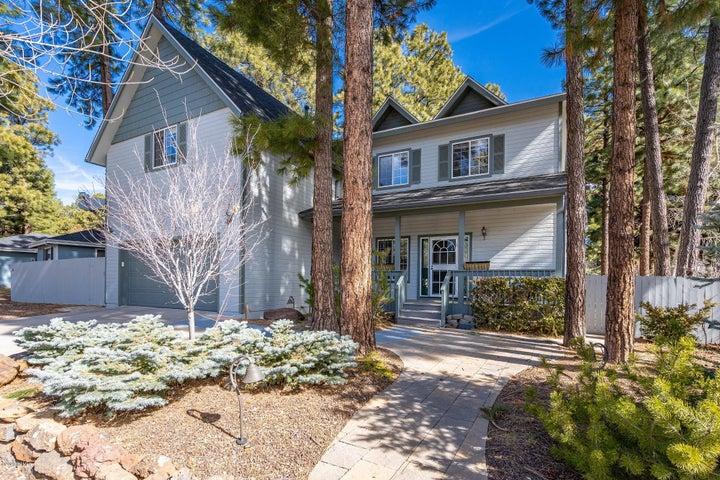 2574 S Highland Mesa Road, Flagstaff, AZ 86001