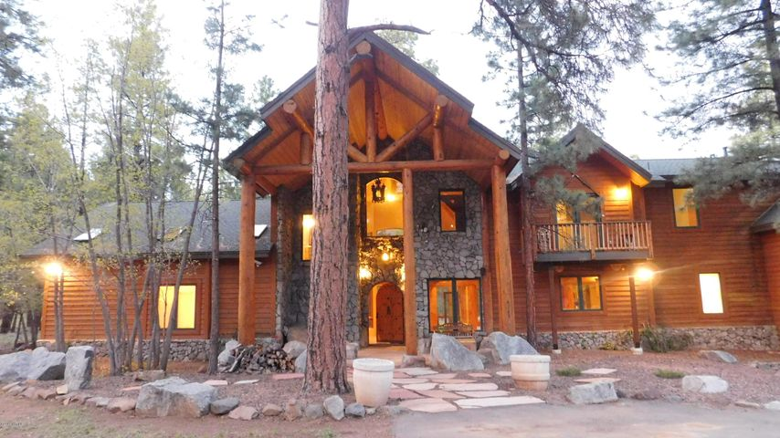 4185 N Wildcat Trail, Flagstaff, AZ 86001