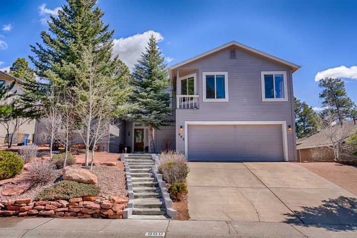 960 N Sinagua Heights Drive, Flagstaff, AZ 86004