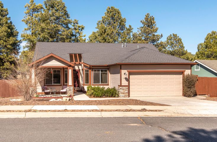 1173 W Weston Trail, Flagstaff, AZ 86005