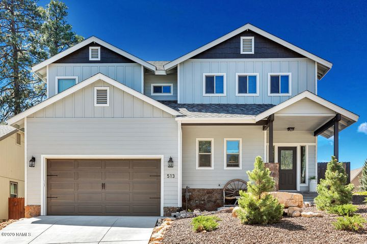 513 W Old Territory Trail, Flagstaff, AZ 86005