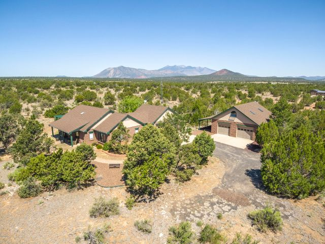 9595 Rabbit Ridge Road, Flagstaff, AZ 86004