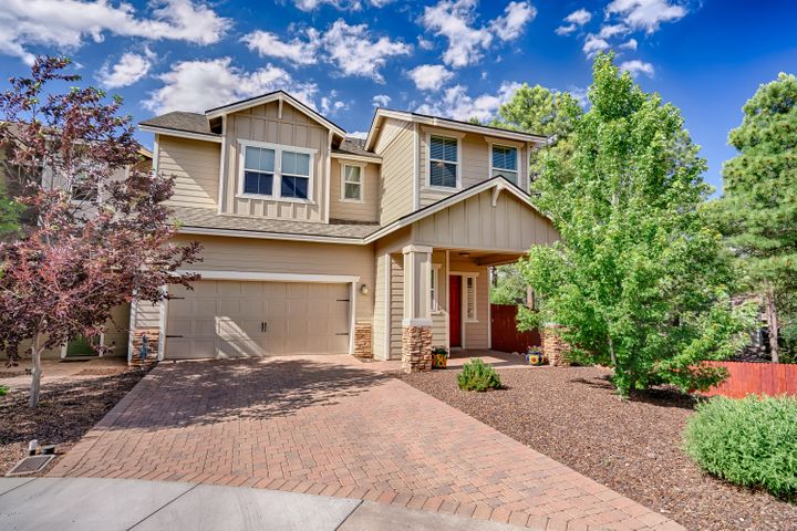 3180 S Marryvale Lane, Flagstaff, AZ 86005