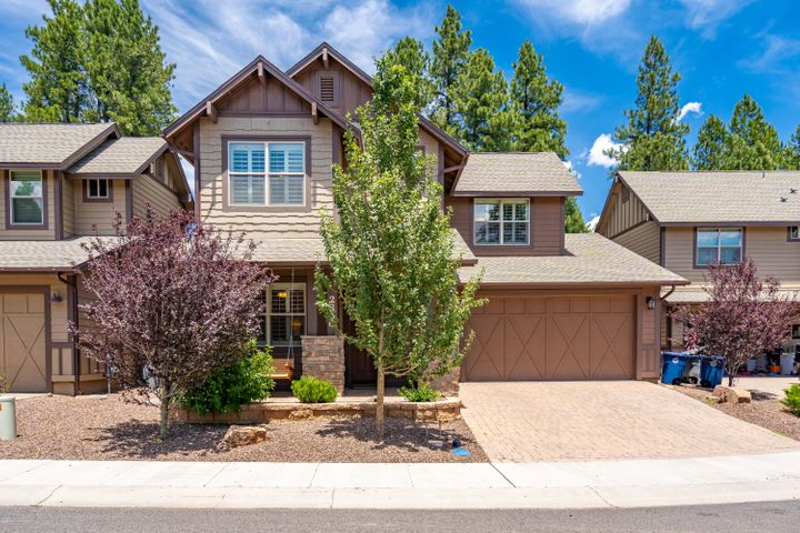 2860 W Pico Del Monte Circle, Lot 11, Flagstaff, AZ 86001