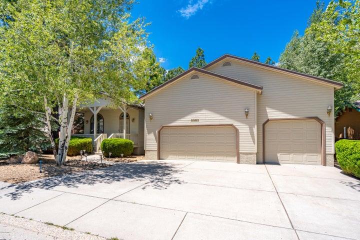 5982 E Abineau Canyon Drive, Flagstaff, AZ 86004