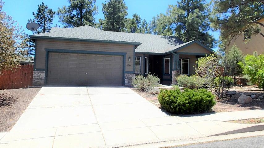 1218 W Weston Trail, Flagstaff, AZ 86001