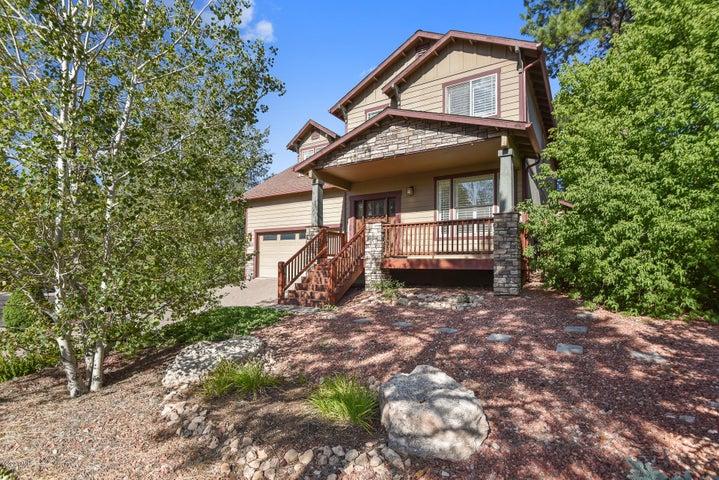 4602 S Bedrock Trail, Flagstaff, AZ 86005