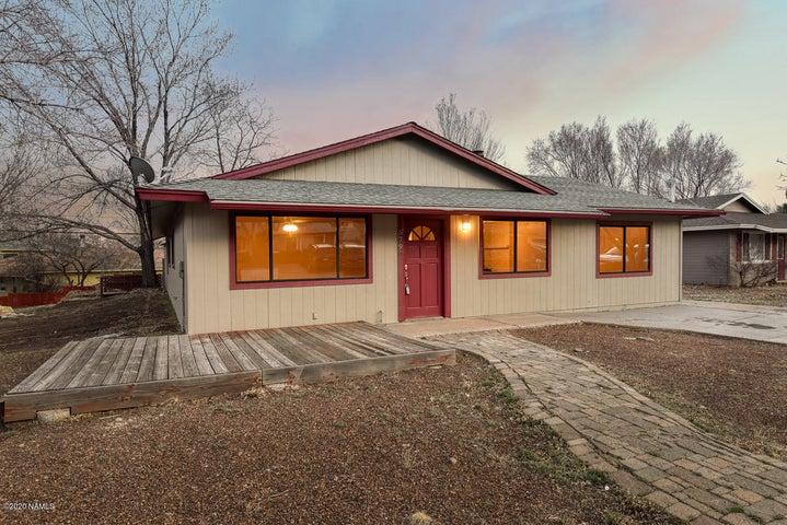 5790 N Smokerise Drive, Flagstaff, AZ 86004