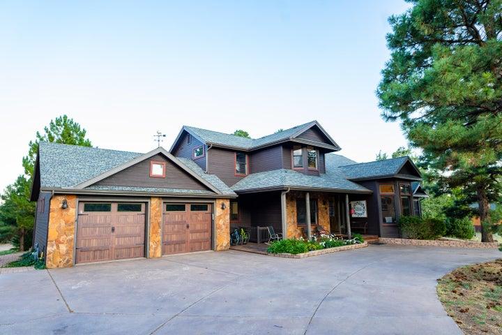 11685 N Glodia Drive, Flagstaff, AZ 86004